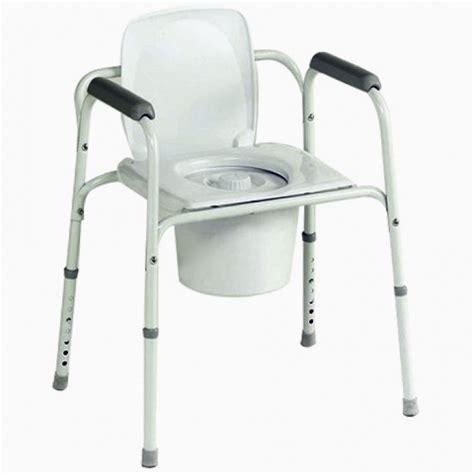chaise 3 en 1 medimad chaise toilettes