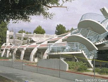 california earthquake  big   dr george