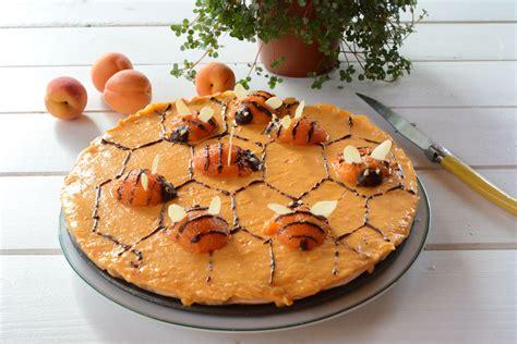 la ruche aux abeilles tarte au curd abricots au fil du