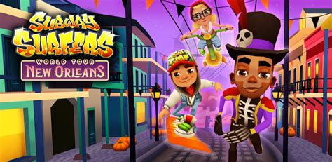 Subway Surfers Halloween Update by Play Subway Surfers Games Online By Kiloo Subway Surfers