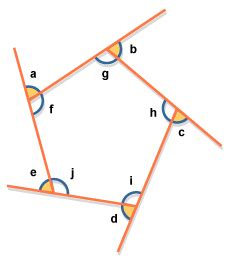 Interior And Exterior Angles  Ms Grant's Math 1
