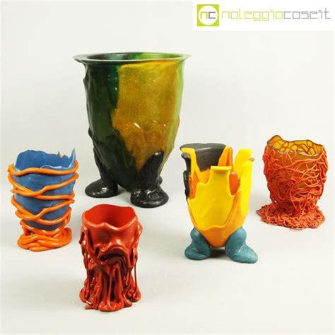 vasi di gaetano pesce fish design vasi medusa pompito spaghetti gaetano