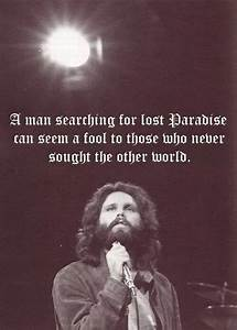 limitless and f... Jim Morrison Hero Quotes