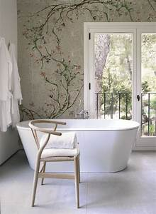 die besten 25 chinoiserie tapete ideen auf pinterest With markise balkon mit tapete wallpaper design