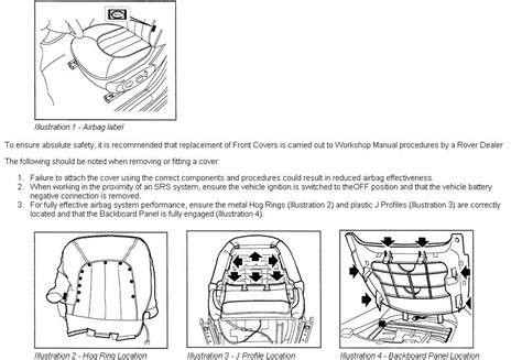 rover 75 airbag wiring diagram somurich