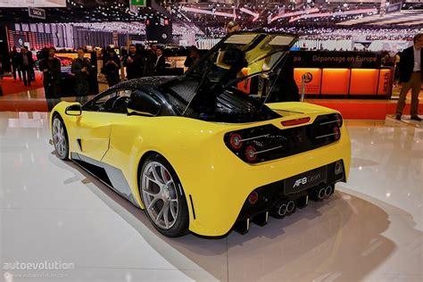 Arash Af10 Steals Bugatti Chiron's Show In Geneva With