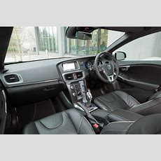 Interior Dashboard Image Of The Allnew Volvo V40 Rdesign