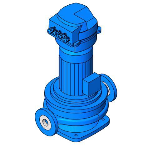Pump-Centrifugal-Lowara LNE Inline Electric - BMA Subscribers