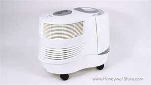 Honeywell Quietcare Cool Moisture Multi Room Humidifier