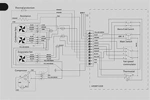 Wiring Diagram Database  Dometic Analog Thermostat Wiring