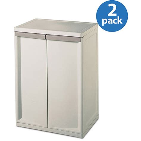 Sterilite 2 Shelf Storage Cabinet 2 Pack read what they to say on trustpilot resellerratings