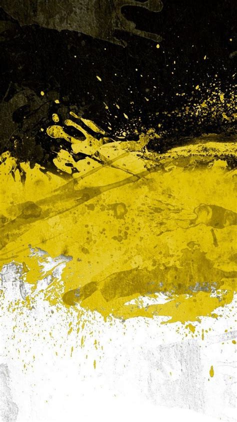 Abstract Black Yellow by Abstract Black Textures White Yellow Wallpaper 142342