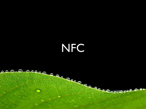 nfc android nfc on android field communication