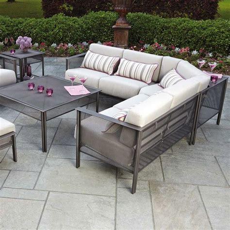 comfortable patio furniture amazing most comfortable outdoor sofa comfortable garden