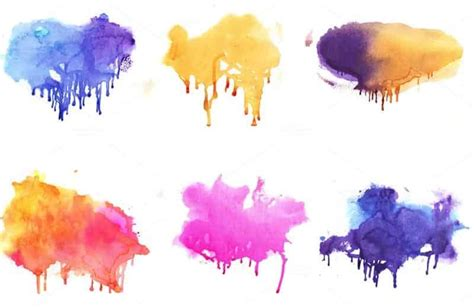 Beautiful watercolour textures in photoshop Watercolor