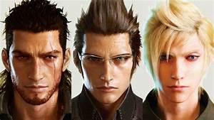 Final Fantasy XV DLC Includes Playable Gladiolus Ignis
