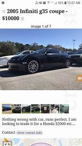 Manual G35 Coupe For Sale  10 000