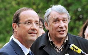 François Hollande vient décorer Gilbert Mitterrand - Sud ...