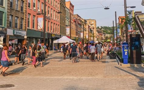 Ithaca Downtown Commons: Shopping, Dining and Entertainment
