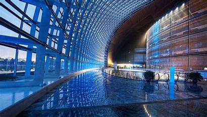 Architecture Steel Interior Desktop Wallpapers Architect Mobile