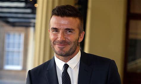 David Beckham Talks Harper And Embarrassing His Four Children