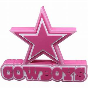 Dallas Cowboys Clipart Pink Dallas Cowboys Pink