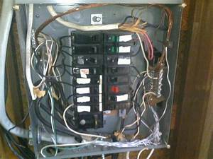 Mobile Home Electrical Panel Replacement