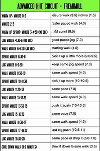 Awesome Hiit Circuit On The Treadmill   Torch Hundreds Of