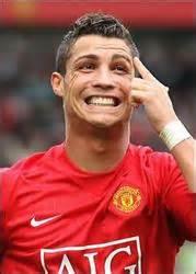 Head to head: Cristiano Ronaldo (Man Utd) v Samuel Eto'o ...