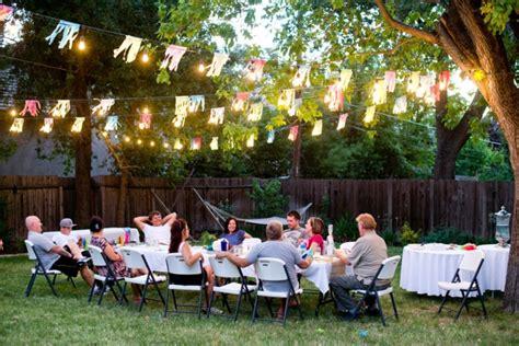 Garten Geburtstagsparty Deko by 1001 Ideen F 252 R Gartenparty Deko Zu Jeglichen Anl 228 Ssen