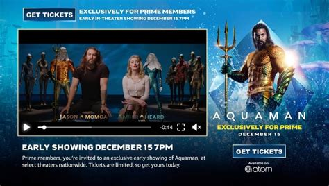 aquaman early  theaters  youre