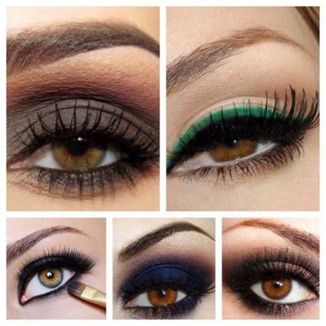 brown eye colors best color eyeshadow for brown