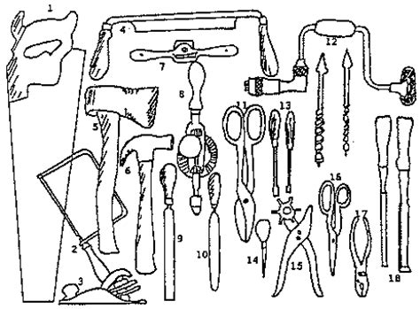 build woodworking tools worksheets  plans