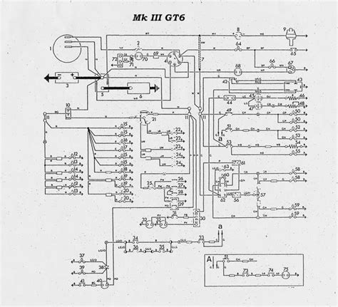 1969 Gt6 Wiring Diagram by Gt6 Mk 3 Overdrive Wiring And Horn Relay Spitfire Gt6