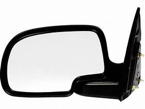 Left Mirror W346zz For Silverado 1500 Classic 2500 Hd 3500