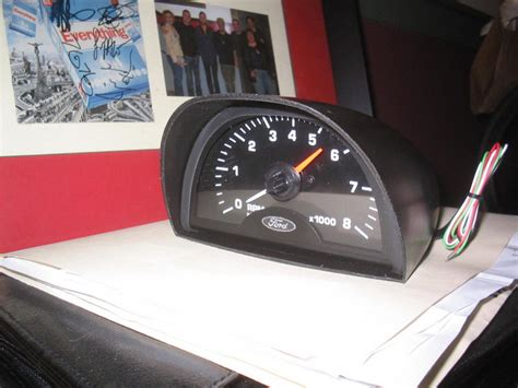 Tachometer Solution For Mach Technical