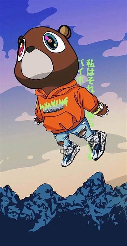 Kanye West Iphone Bear Ye Album Rap
