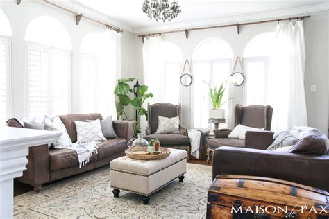 Brilliant Ideas For Decorating Your Living Room by Living Room Decorating Ideas Maison De Pax