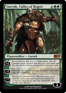 modern mtg decks 2014 magic 2015 mono green magic the gathering