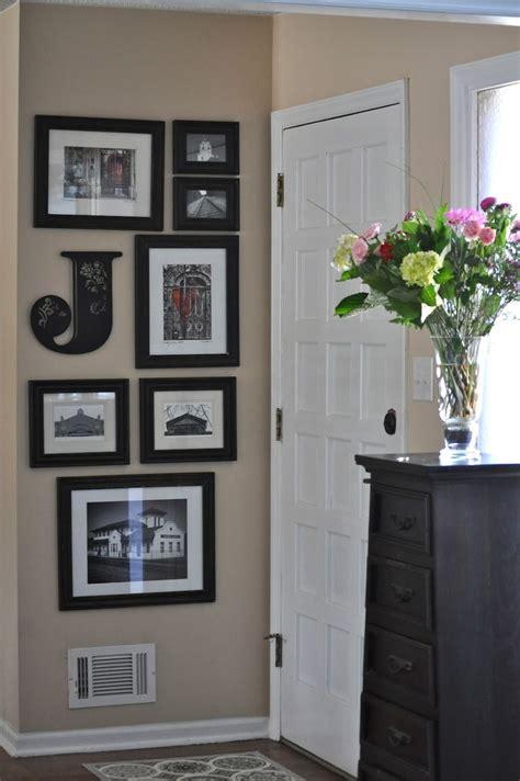 Bilder An Der Wand Anordnen by Fotos An Wand Anordnen Bildergalerie Ideen