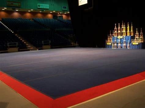complete cheerleading spring floor system 42x54