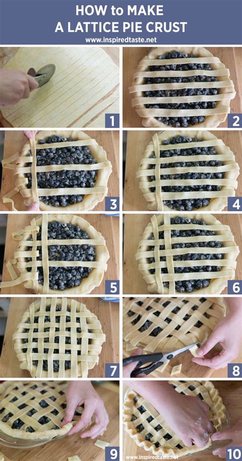 how to make a pie how to make a lattice pie crust pictures photos and images for facebook tumblr pinterest