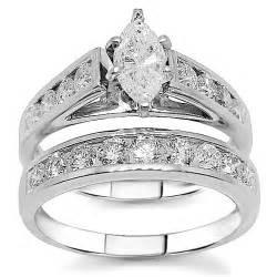 marquise wedding set design wedding rings engagement rings gallery marquise bridal wedding ring set design
