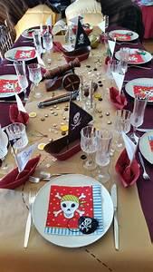 Deco Anniversaire Pirate : 1000 ideas about anniversaire pirate on pinterest enfants pirates gateau bateau pirate and ~ Melissatoandfro.com Idées de Décoration