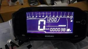 Jual Spidometer    Speedometer Satria Fu Injeksi Polarizer