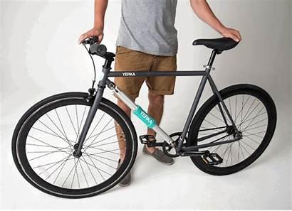 Bike Yerka Locking Bicycle Frame Bicycles Knox
