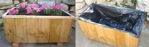 Fabriquer Bac A Fleur : tutoriel fabriquer une jardini re ou un bac fleurs ~ Melissatoandfro.com Idées de Décoration