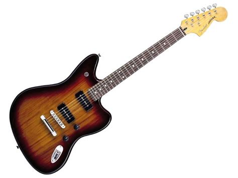 fender jaguar modern player fender modern player series new guitars unveiled fender modern player jaguar chocolate burst