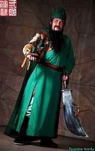 Romance Of The Three Kingdoms - Guan Yu (III) by Fenestra ...