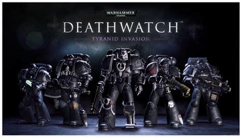 sorties jeux du 16 juillet 2015 warhammer 40 000 deathwatch tyranid et this war of